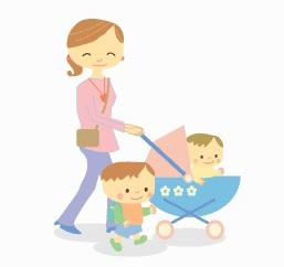 子供とお母さんためにもっと予算を使うべきだ。