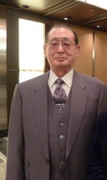 大平光洋先生(国際武道大学理事)