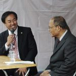 U Zaw Min Khaing(ウ ゾー ミン カイ)氏 在日ビルマ連邦少数民族協議会議長・アラカン民族日本代表