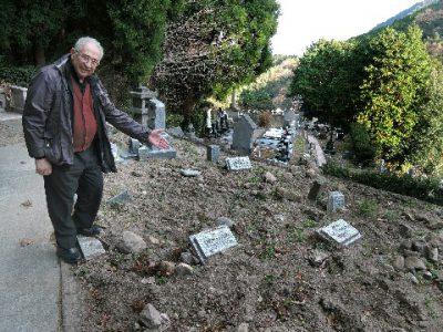 土葬施設なくイスラム教徒が墓場難民!