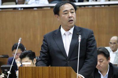鈴木信行 葛飾区議会 一般質問