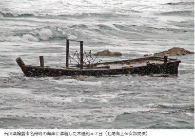 寒さと食糧危機で極寒の日本海に命と引き換えに漁に出される漁民がいる。